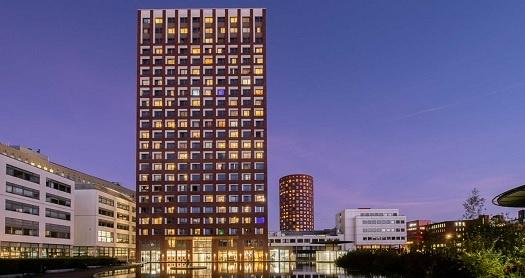 Heitoezicht Akoestische paalcontrole Leemanstoren Den-Haag